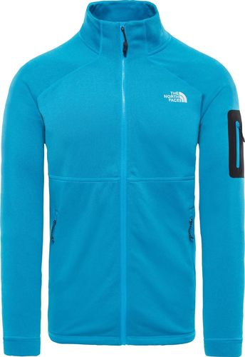 The North Face Bluza męska Impendor PowerDry niebieska r. S (T93L27RAH)