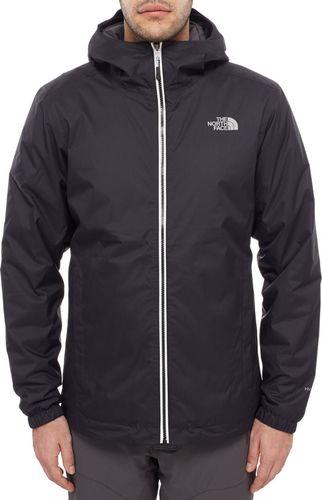 The North Face Kurtka męska Quest Insulated Jacket czarna r. S (T0C302JK3)