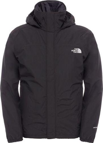 The North Face Kurtka męska Resolve Insulated Jacket czarna r. S (T0A14YJK3)