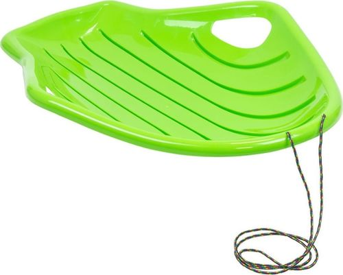 Prosperplast Ślizg Plastikowy Shell Zielony
