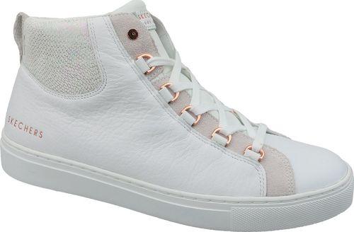 Skechers Byty damskie Side Street Core-Set Hi białe r. 35 (73581-WHT)