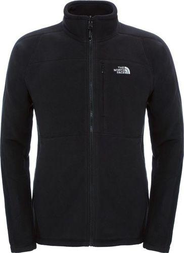 The North Face Bluza sportowa męska 200 Shadow Full Zip czarna r. M (T92UAOJK3)