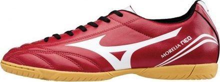 Mizuno Buty halowe Morelia Neo CL In red/white r. 40.5 (P1GF151662)