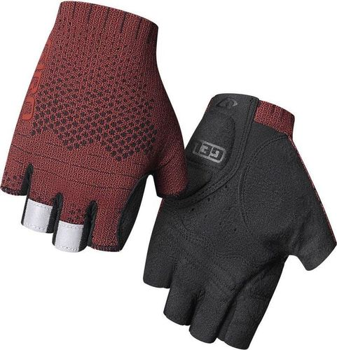 GIRO Rękawiczki damskie XNETIC ROAD W krótki palec ox blood roz. L (obwód dłoni 190-204 mm / dł. dłoni 185-195 mm)