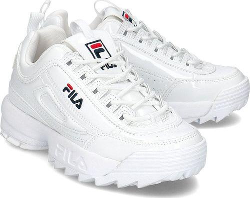 FILA Buty damskie Disruptor białe r. 38 (1010746.1FG)