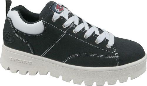 Skechers Buty damskie Street Cleats czarne r. 36 (74345-BLK)