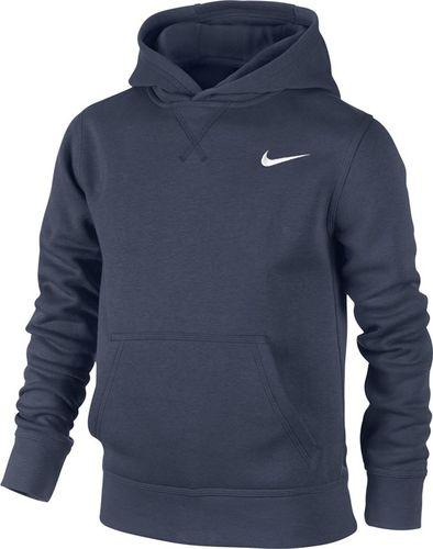 Nike Bluza dziecięca B Nk Hoodie YA76 Bf Oth granatowa r. XS (619080-451)