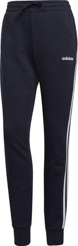 Adidas Spodnie damskie adidas W Essentials 3S Pant granatowe DU0687 L