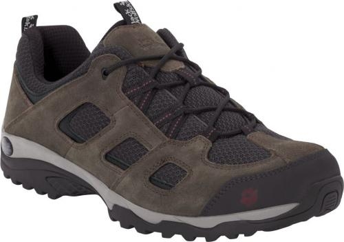 Jack Wolfskin Buty męskie Vojo Hike 2 Low M Coconut Brown/Dark Steel r. 44 (4036731-5211)