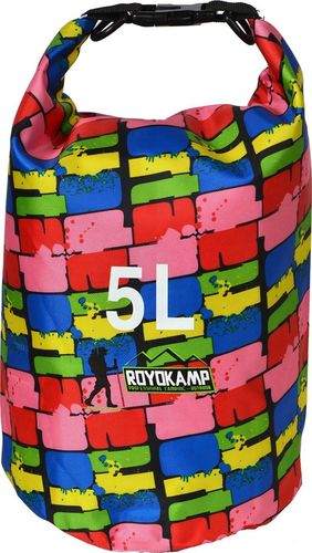 Royokamp  Worek Wodoszczelny Royokamp 5 L Kolory Żywe