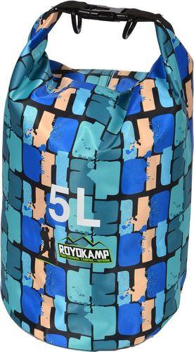 Royokamp  Worek Wodoszczelny Royokamp 5 L Kolory Zimne