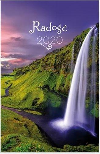 Edycja Świętego Pawła Kalendarz 2020 kieszonkowy Radość: Pejzaż