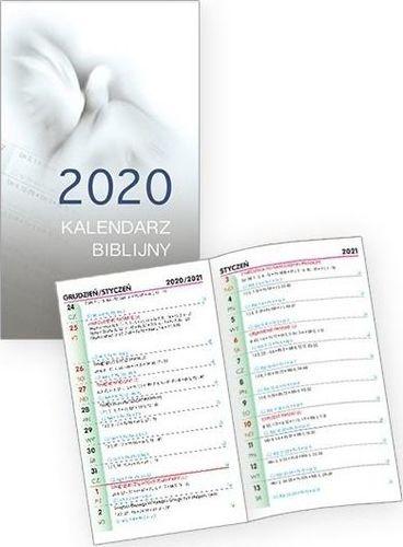 Edycja Świętego Pawła Kalendarz 2020 Biblijny