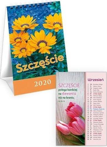 Edycja Świętego Pawła Kalendarz 2020 na biurko - Szczęście