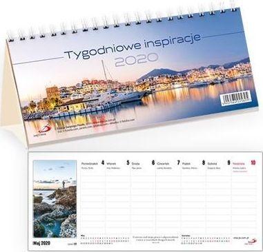 Edycja Świętego Pawła Kalendarz 2020 na biurko - Tygodniowe inspiracje
