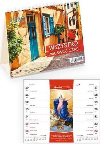 Edycja Świętego Pawła Kalendarz 2020 na biurko - Wszystko ma swój czas