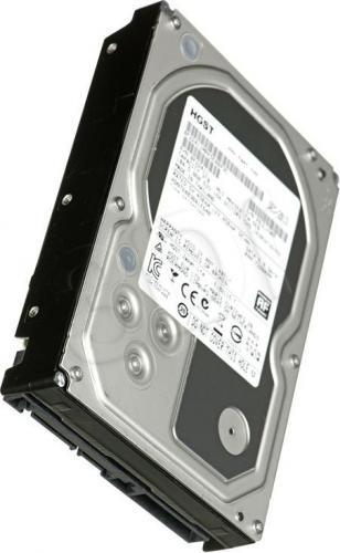 "Dysk HGST Internal Drive Kit 4TB 3,5"""" 7200rpm (0S03665)"