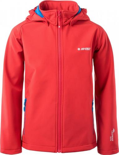 Hi-tec Kurtka Softshell Imer Junior high risk red/skydiver r. 146