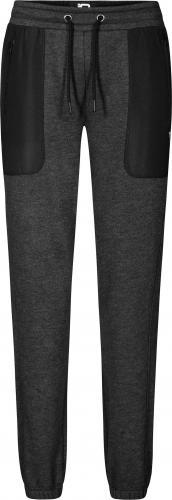 IQ Spodnie męskie Risan Black Melange/Black/Moonlit Ocean r. L