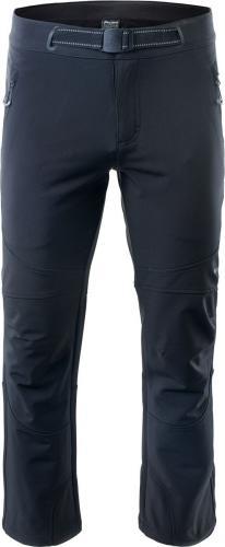 Elbrus Spodnie męskie Leland Black r. L