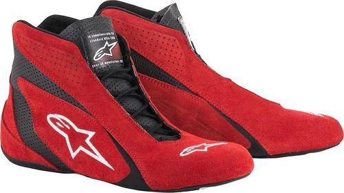 Alpinestars Buty Alpinestars SP MY18 czerwone (homologacja FIA) 43