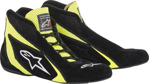 Alpinestars Buty Alpinestars SP MY18 czarno-żółte (homologacja FIA) 44