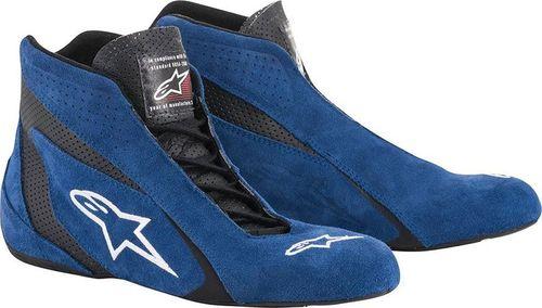 Alpinestars Buty Alpinestars SP MY18 niebieskie (homologacja FIA) USA: 9.5, UK: 9