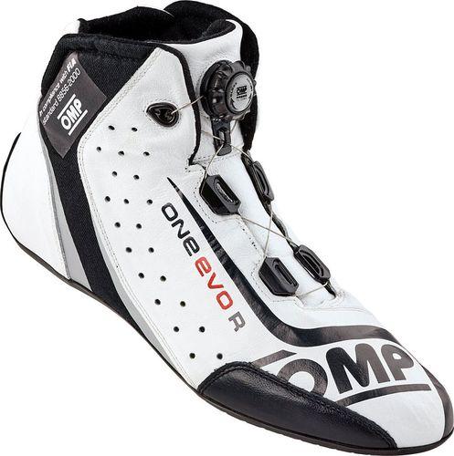 OMP Racing Buty OMP ONE EVO Formula R białe (homologacja FIA) 43
