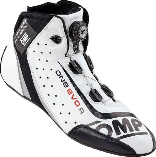 OMP Racing Buty OMP ONE EVO Formula R białe (homologacja FIA) 38 (5)