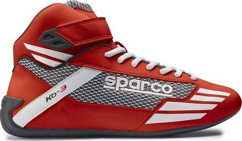 Sparco Buty Sparco Mercury KB-3 czerwone 32