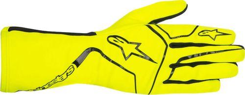 Alpinestars Rękawice Alpinestars TECH 1-K RACE żółte XXL
