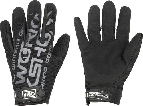 OMP Racing Rękawice OMP WORKSHOP czarne XL