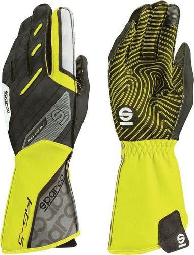 Sparco Rękawice Sparco Motion KG-5 żółte 12