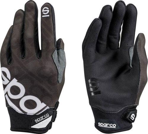 Sparco Rękawice Sparco MECA-3 czarne 8