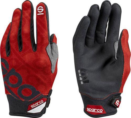 Sparco Rękawice Sparco MECA-3 czerwone 8