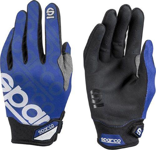 Sparco Rękawice Sparco MECA-3 niebieskie 10
