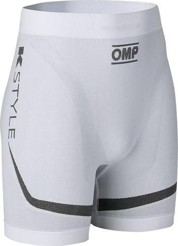 OMP Racing Spodenki OMP KS białe M/L