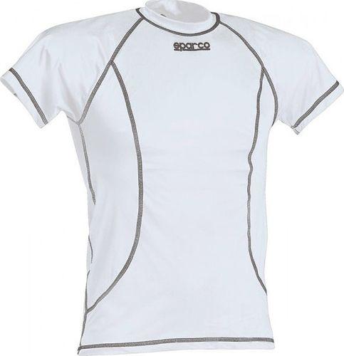 Sparco T-shirt Sparco Basic biały M