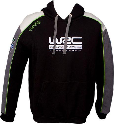 World Rally Championship WRC Bluza dziecięca czarna r. 128