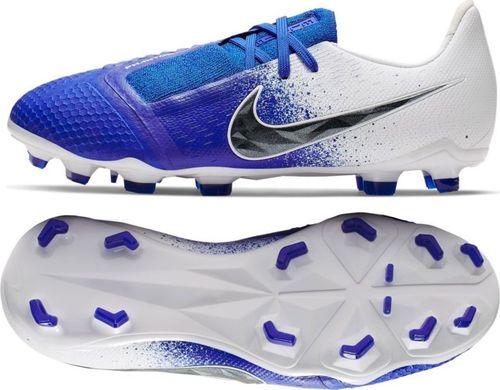 Nike Buty Nike JR Phantom Venom Elite FG AO0401 104 AO0401 104 biały 38