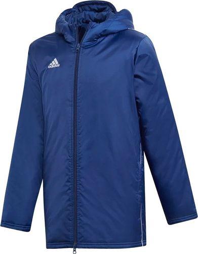 Adidas adidas JR Core 18 Kurtka zimowa 198 : Rozmiar - 164 cm (DW9198) - 10512_163826