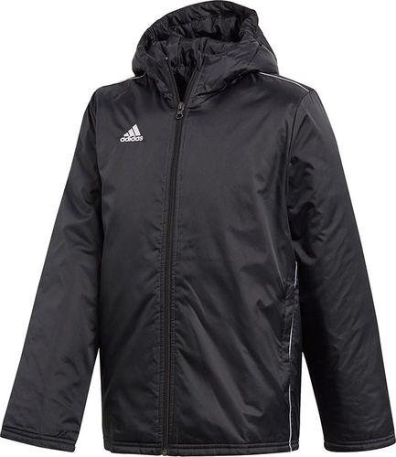 Adidas adidas JR Core 18 Kurtka zimowa 058 : Rozmiar - 176 cm (CE9058) - 11104_165608