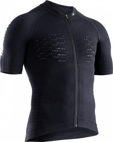 X-BIONIC Koszulka męska Effektor 4.0 Bike Zip czarna r. M