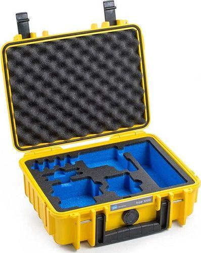 Walizka foto B&W International B&W Type 1000/Y GoPro 5 - yellow