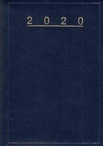 Edycja Świętego Pawła Terminarz 2020 B7 Caribe granatowy