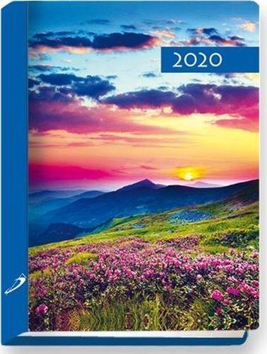 Edycja Świętego Pawła Terminarz 2020 B7 Kolorowy łąka