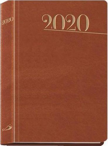 Edycja Świętego Pawła Terminarz 2020 B7 Standard brązowy