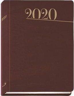 Edycja Świętego Pawła Terminarz 2020 B7 Standard bordowy