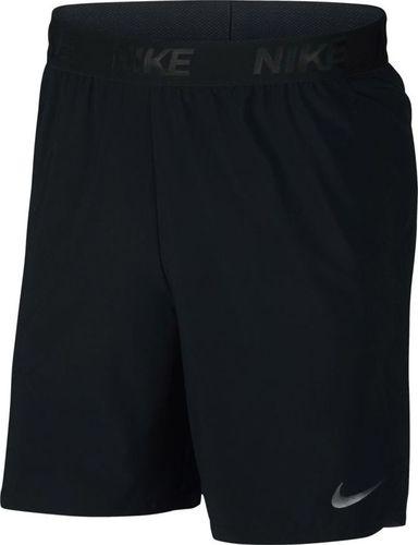 Nike Spodenki męskie Flex czarne r. S (886371-010)