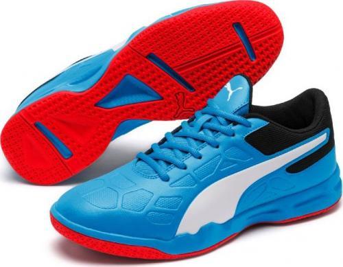 Buty halowe Puma Tenaz Bleu M 104889 06 Profesjonalny